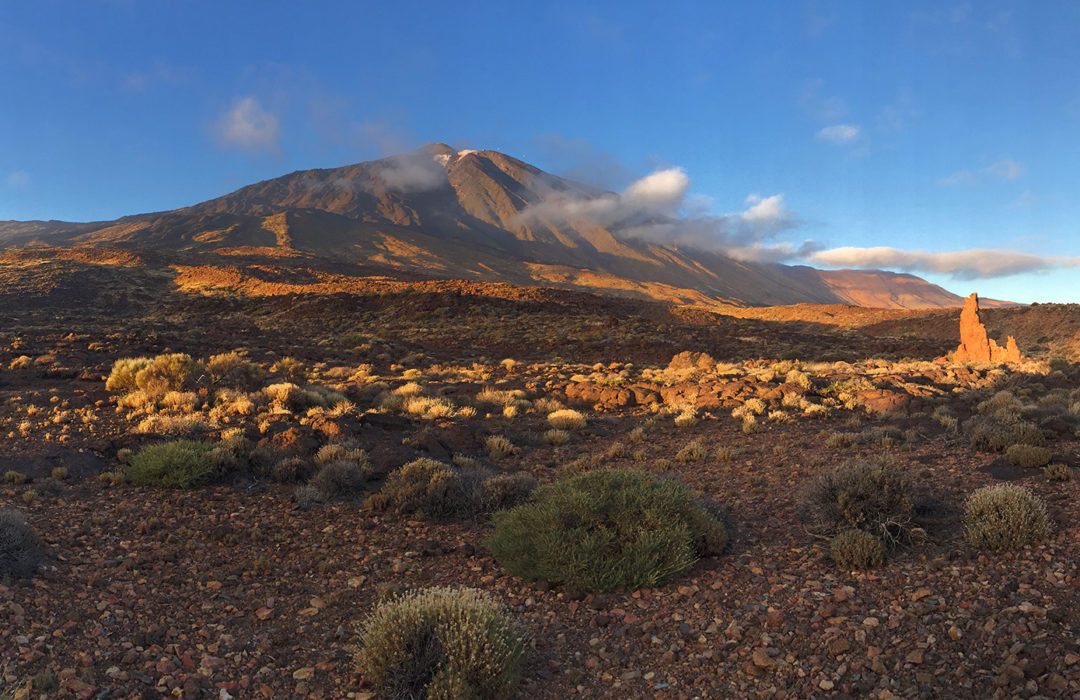 News: Wanderung am Vulkan Teide auf Teneriffa